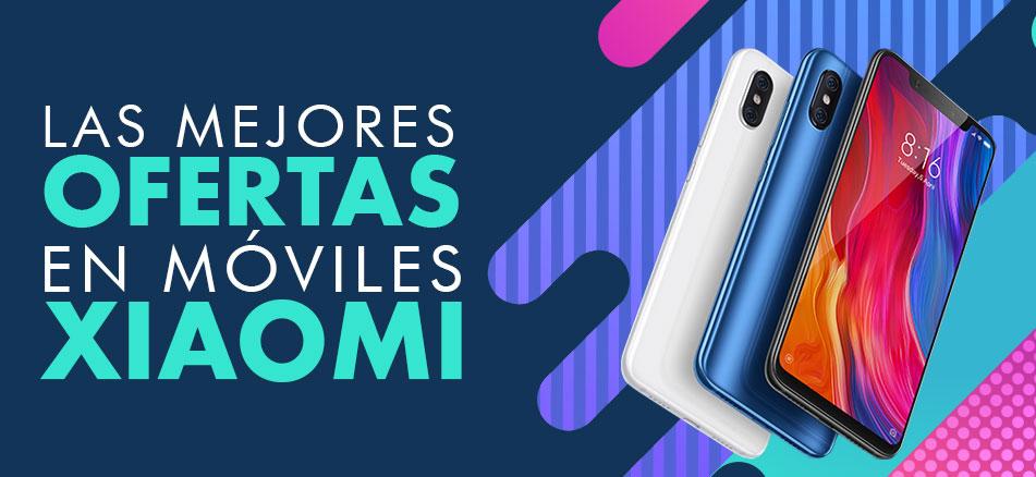 Las mejores ofertas en móviles Xiaomi